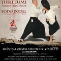10 éves a Zumm Aikido - edzőtábor és buli