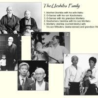Az Ueshiba-család