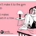 Emeld fel a lusta segged a kanapéról és húzzál le edzeni!