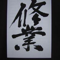 Sugjó: a rendszeres, kemény edzés kalligráfiája