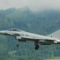 Eurofighterek Ausztriában