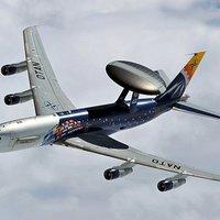 ELSŐKÉNT AZ AWACS-EN