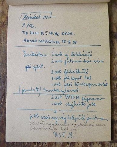 Bosznai-füzetlap-He111.JPG