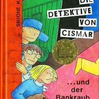 Ajándék könyv gyerekeknek! Simone Klages: Die Detektive von Cismar