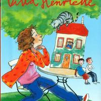 Ajándék könyv gyerekeknek! Christine Nöstlinger: Villa Henriette