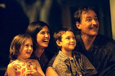 A Kline-család 2001-ben