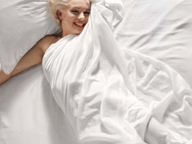Egy ágyban Marilynnel
