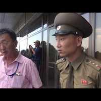 Beszélgettél már észak-koreai katonával? Ráadásul magyarul?