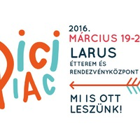 Mi is ott leszünk a PiciPiac-on 2016. március 20.