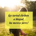 Így tartsd életben a blogod, ha egy ideig másra kell fókuszálnod