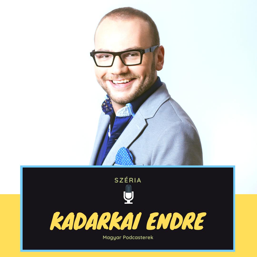 """""""Kár lett volna kimaradni egy ilyen jó kalandból""""- A Szériában Kadarkai Endre"""
