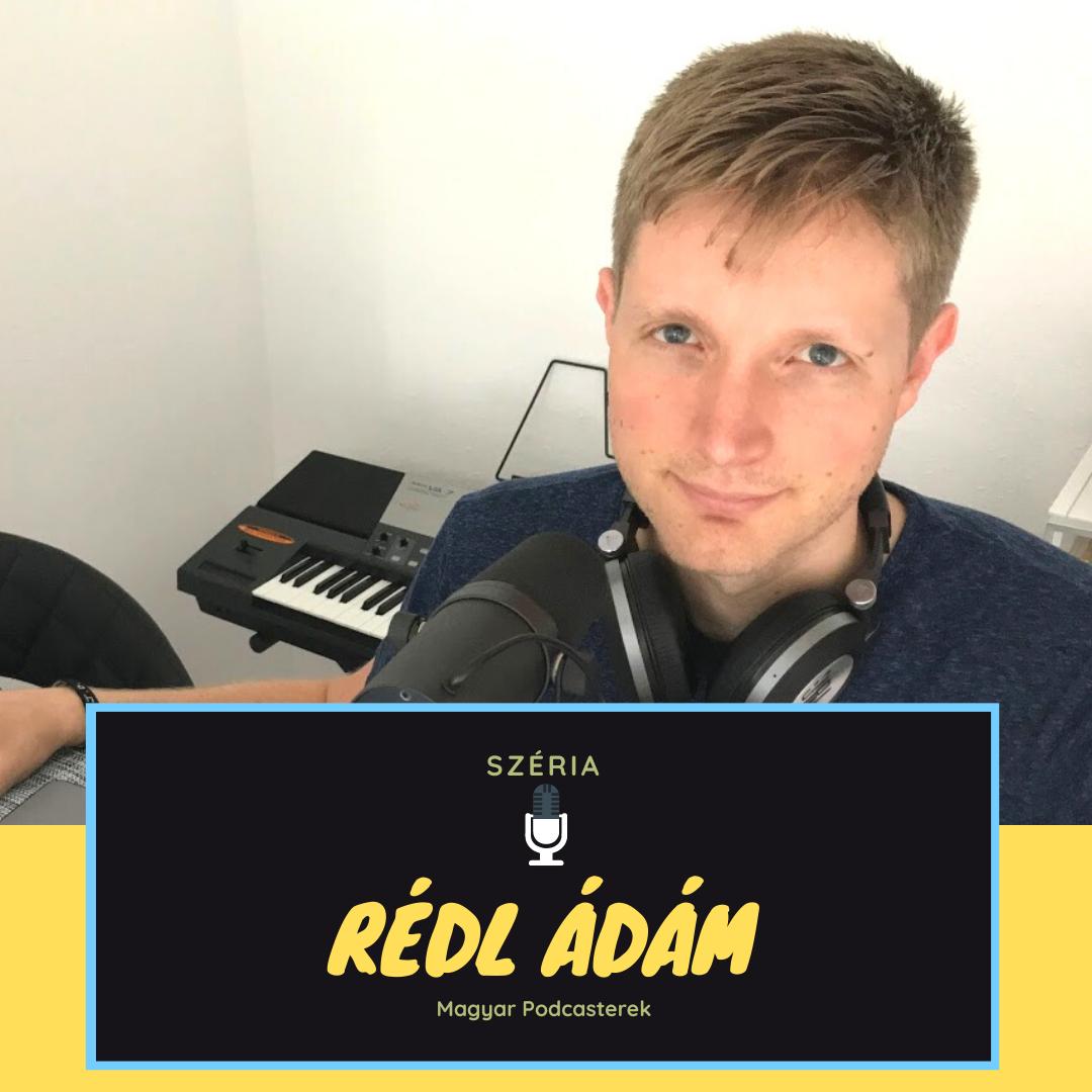 """""""Közösséget, nem pedig közönséget szeretnék építeni"""" - A Szériában Rédl Ádám"""