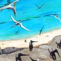 A kréta végéig sokszínű maradt a pteroszauruszok családja