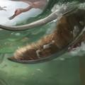 Flamingók módjára táplálkozott néhány bizarr pteroszaurusz