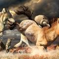 Étrendváltás volt a jégkorszaki farkasok túlélésének záloga