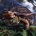 Kiderült, mi volt a páncélos dinoszaurusz utolsó vacsorája