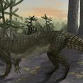 Gyakoribbak lehettek a növényevő krokodilok, mint gondolnánk