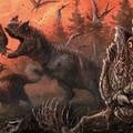 Kannibalizmusra vetemedtek az éhező dinoszauruszok