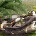 Kistermetű ragadozó élt a jura óriásainak árnyékában
