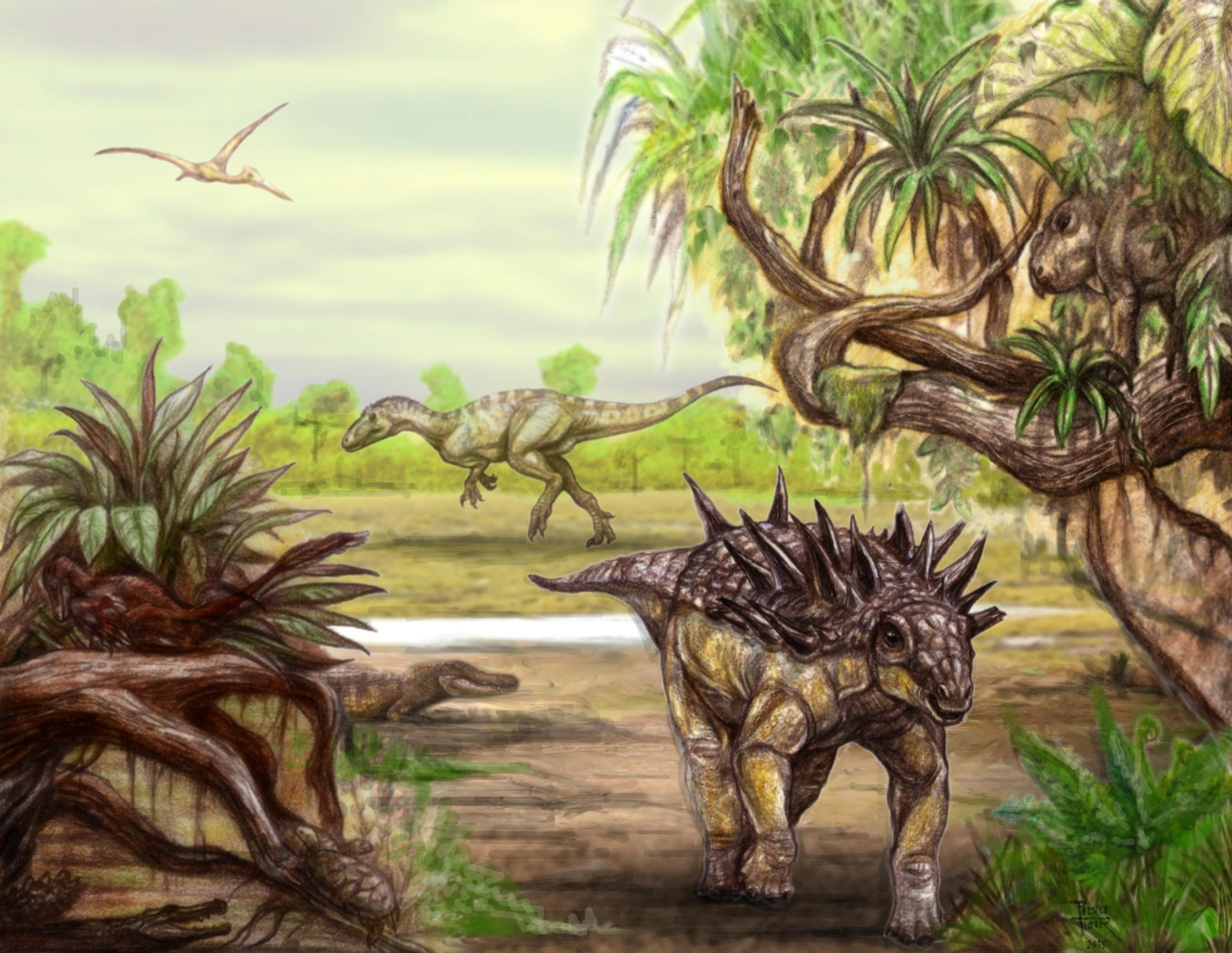 iharkuti_fauna_hungarosaurus_pecsics_tibor.JPG