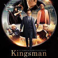Kingsman - A titkos szolgálat magyar poszter