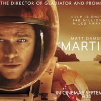 Friss marsi burgonyát tessék! - The Martian