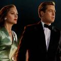 Brad Pitt és Marion Cotillard kémduója