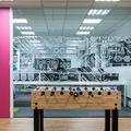 Modern irodába csocsóasztal