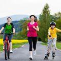 Biciklizés vagy futás? Melyik a jobb?