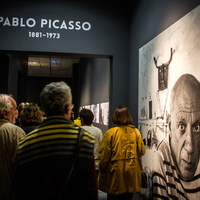 Picasso- Alakváltozások, 1895-1972 - Kiállítás az MNG-ben, 2016