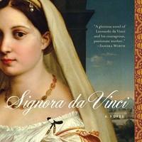 Könyvajánló- Signora da Vinci / Robin Maxwell