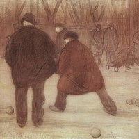 Rippl-Rónai József gyűjteményes kiállítása Győrben