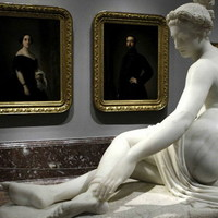 Múzeumok belső terei...