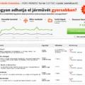 Magyar autós weboldalak - Használtautó.hu