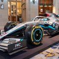 F1: a Mercedes leleplezte 2020-as festését