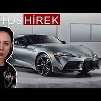BMW és Toyota közös fejlesztés - Autós hírek az Alapjárattól - 2019. május 15.