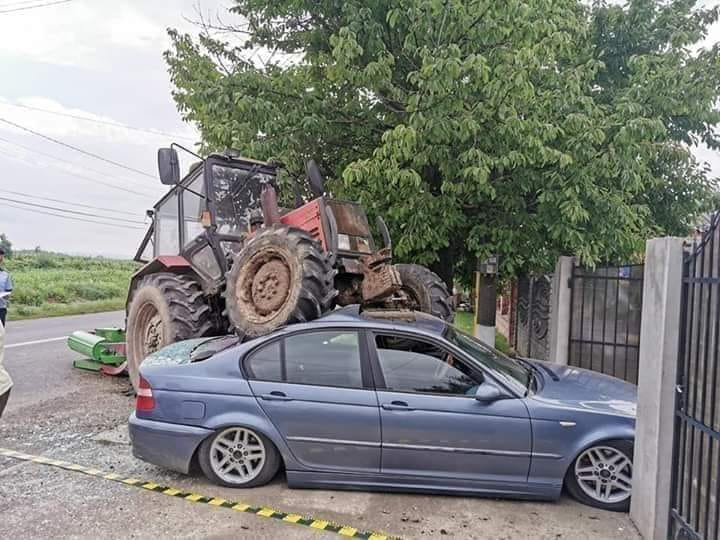 a falu bikáinak autói