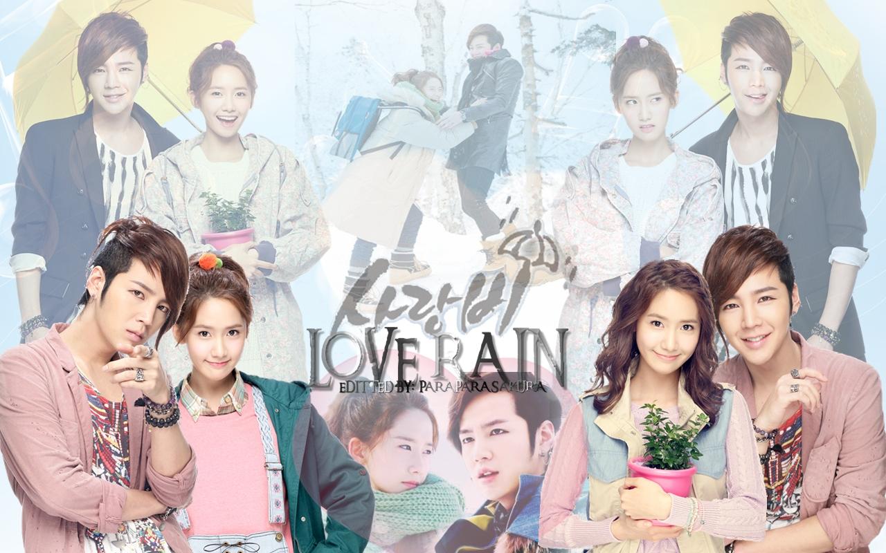 Love rain (K-Dorama 20 ep) - Keleti sorozatok és ami még érdekel