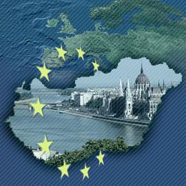 Magyarország az EU tagja - nyugat