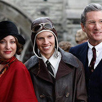 Életrajzi film Amelia Earhartról