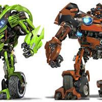 Viccesnek szánt Transformers reklámok