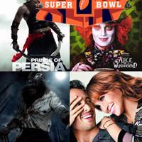 További filmelőzetesek a Super Bowlról