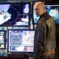 Bruce Willis és az androidok a Surrogates-ben