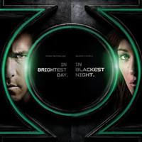 A Zöld lámpás kettős poszterei