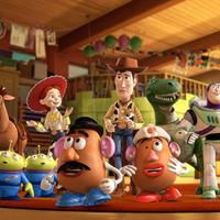 Kreatív Toy Story előzetesek különböző stílusban