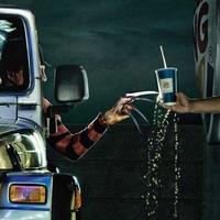 Burger King reklámkampány horrorcelebekkel