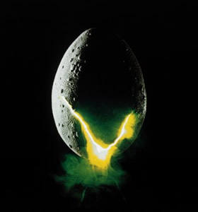 Alien tojás