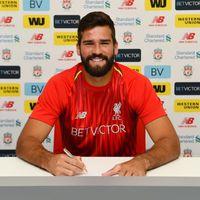 Rekordösszegért vásárolt kapust a Liverpool