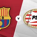 Barcelona-PSV Stream