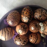 Ez egy szerény húsvéti emlék leírása, az alkalomnak megfelelően